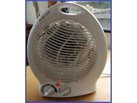 Fan Heater Household Caravan And Camping.