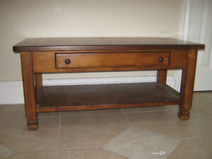 HALL TABLE / TV TABLE / BENCH