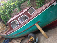Day Boat 17ft