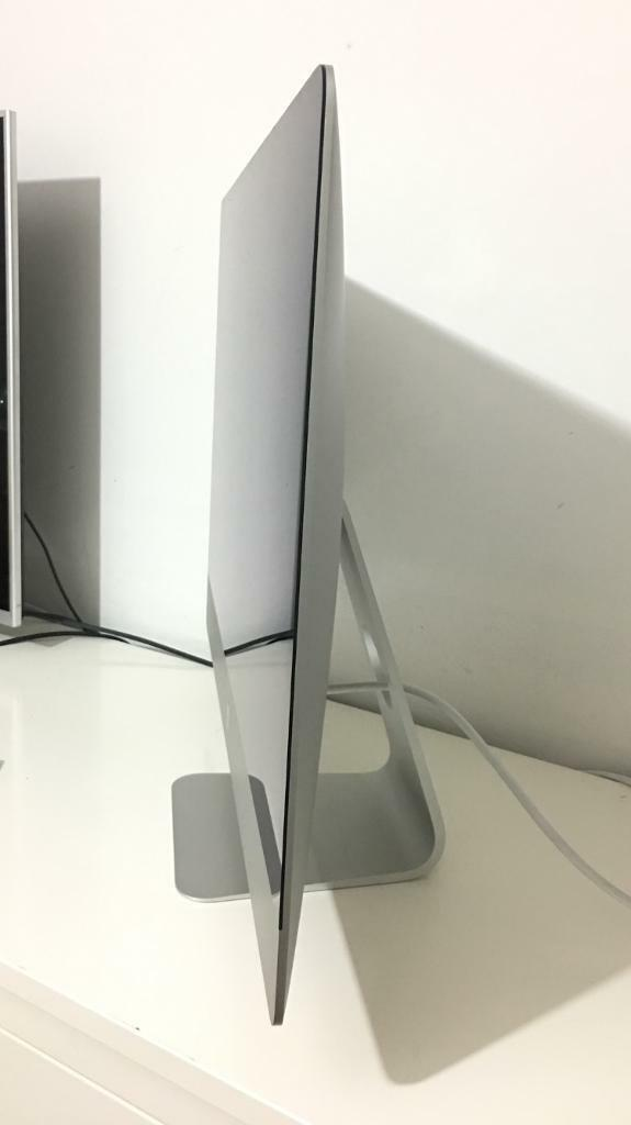 "iMac 27"" Late 2012 Slim 16GB RAM 1TB HDD Softwarein Mickleover, DerbyshireGumtree - Apple IMac 27"" Late 2012 purchased mid 2013Core i5 2.9GHz16GB RAM can be upgraded to 32GB1TB HDD 7200rpmIt has a massive 27"" 2K Screen 2560x1440Apple Original Wireless Keyboard and Trackpad Also have a Apple Magic Wireless Mouse if you would like..."