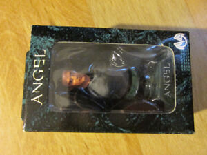 Buffy the Vampire Slayer ANGEL Christmas Ornament 2001 Vintage