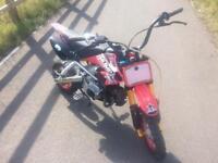 Thumpstar 110cc Pro Elite Pit Bike Pitbike