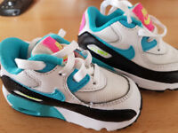 Stunning Babies Nike - Adidas Trainers & USA Exclusive Pair Air Max