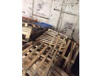 **FREE** 50 BROKEN PALLETS! COLLECTION ONLY
