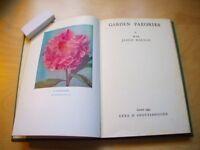 GARDEN PAEONIES by James Kelway
