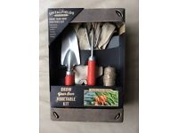 Grow Your Own Vegetable Kit