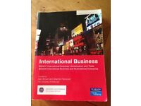 International Business (Alan Brown and Stephen Harwood)
