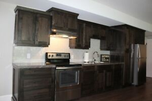 Brand New 2 Bedroom Walk-Out suite with Kalamalka Lake Views