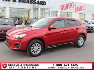 2014 Mitsubishi RVR SE,TRACTION INTEGRALE,BLUETOOTH