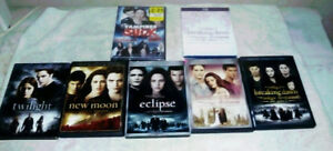 Various Movies & Television Series