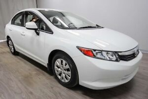 2012 Honda Civic PST PAID _ TRIM (LX)