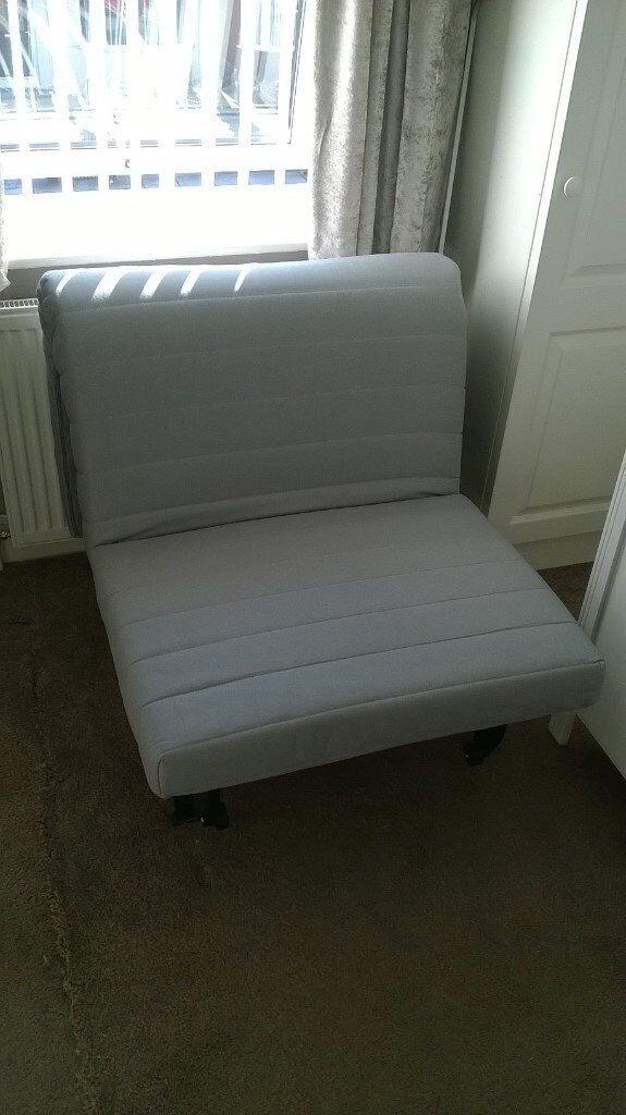 Ikea Single Sofa Bed Chair In Pristine Condition