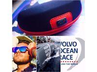 PAUL & SHARK sunglasses with hard case NEW!