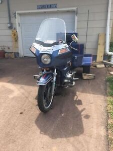 1981 Gold Wing Trike Mint Condition