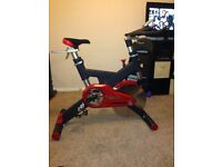 Sole sb700 fitness exercise spin bike