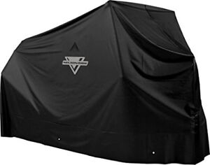 NEW BLACK Motorcycle/Scooter/E-bike WATERPROOF COVER
