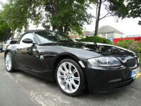 BMW Z4 2.0 2007 SE ROADSTER COMPLETE WITH M.O.T HPI CLEAR INC WARRANTY