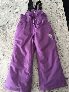 Girls size 5T snowpants 2 pairs