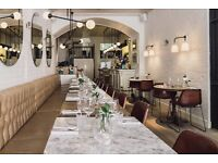 CHEF DE PARTIE Required - NAC Mayfair