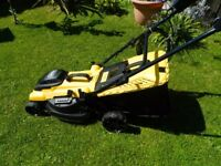 New Precision 1800W Electric Lawnmower.