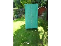 Canvas toilet tent [with free toilet if required]