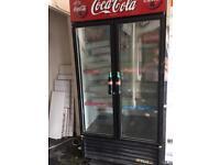 Shop fittings fridges and shelving units