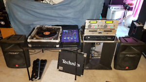 Full Package Dj System For Sale  Everything You Need To Dj  !