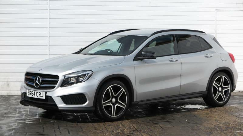 2014 mercedes benz gla class 2014 64 mercedes gla 220 2 1 cdi amg line 4 matic d in. Black Bedroom Furniture Sets. Home Design Ideas