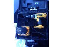 Desalt 14.4 xrp hammer drill