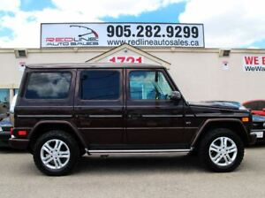 2013 Mercedes-Benz G-Class G550, Rare Color Combo, WE APPROVE AL