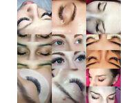 Individual Eyelash extensions £20 Volume Warrington