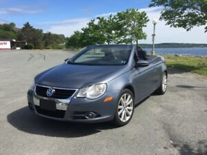 2009 Volkswagen Eos Immaculate Leather Convertible