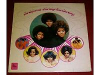 THE SUPREMES: NEW WAYS BUT LOVE WAYS