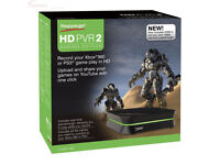 HD PVR2 Gaming Edition Capture