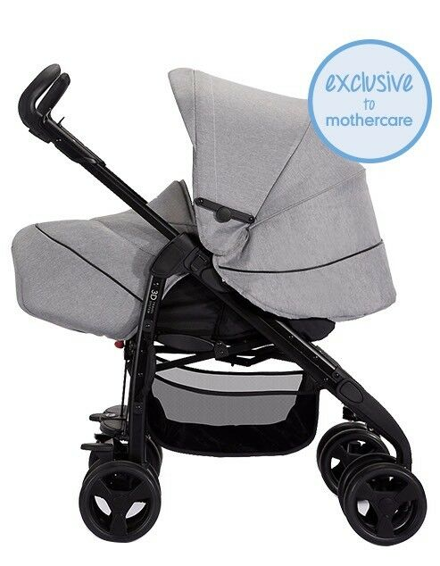 Brand New Silver Cross 3d Pram Grey Silver In Southport
