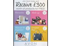 Wanted Avon reps free