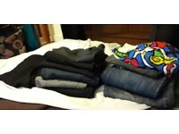 Trousers and jeans size 12