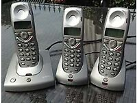 BT Diverse Home phone set