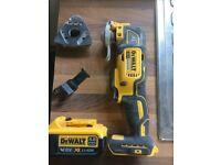 Multi Tool DeWalt Brushless