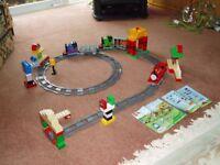 Lego Duplo Train sets, 4 combined
