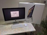 "Apple iMac 21.5"" Late-2013 2.7GHz i5 Quad Core 8GB RAM 1TB HDD"