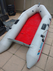 Nissan inflatable boat dinghy
