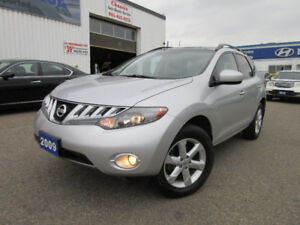 2009 Nisan MuranoSL-CLEAN CAR!S ROOF!HEATED SEATS!WARRANTY!$9750