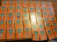300 topps match attax football cards