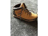 Timberland boots never worn
