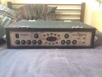 Fully Working Behringer Bass V-Amp Pro WITH Flight Case. £60 ONO