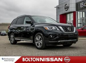 2017 Nissan Pathfinder SL|NAVI|Leather|Panoroof|Bluetooth