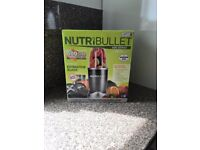 NutriBullet 600. 12 Piece Juice Extractor / Blender (used once only)