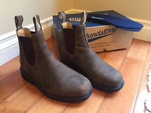 BLUNDSTONE CHISEL TOE 1306 BOOTS