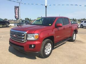 2015 GMC Canyon SLE**4x4/auto/NO PST**